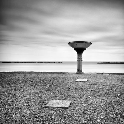 A walk along the seafront 3 - A Photographic Art Artwork by AURELIO BORMIOLI