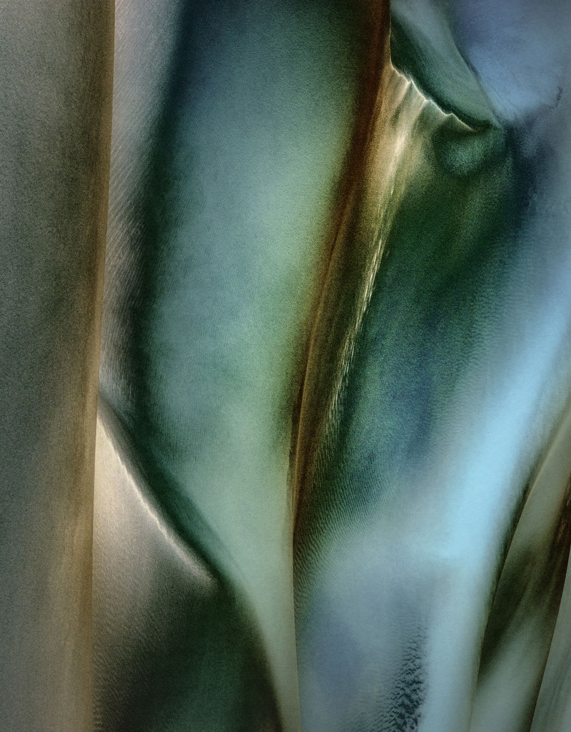 Blue Lilly - a Photographic Art by Marek Boguszak
