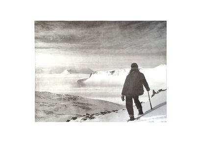 Antarctica I - A Photographic Art Artwork by Margo van Rooyen