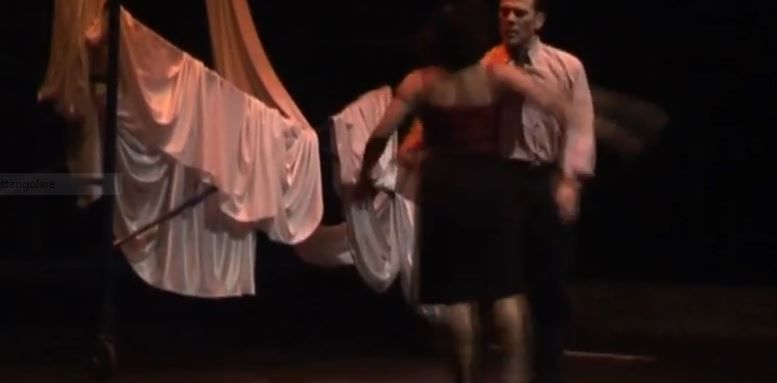 Tango The Evolution - a Performance by Silvia Alejandra Briem Stamm