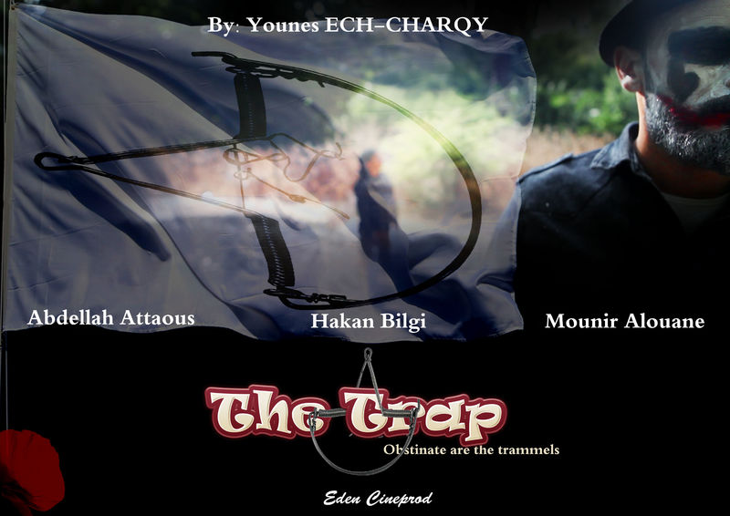 The Trap - a Video Art by ECH-CHARQY Younes