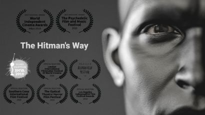 THE HITMAN'S WAY - A Video Art Artwork by Eclettica Matrioska