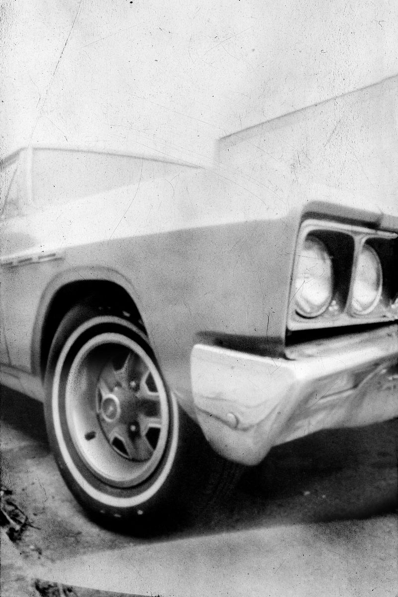 PONTIAC - a Photographic Art by Andrea Gandini