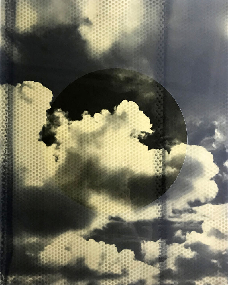 Nubes No. 1 - a Photographic Art by Molly McCall