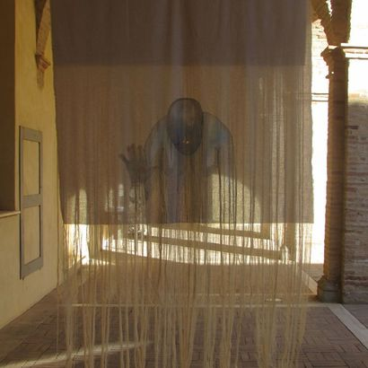 TRAME - a Sculpture & Installation Artowrk by Francesca Panetta