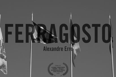 Ferragosto - A Video Art Artwork by Alexandre Erre