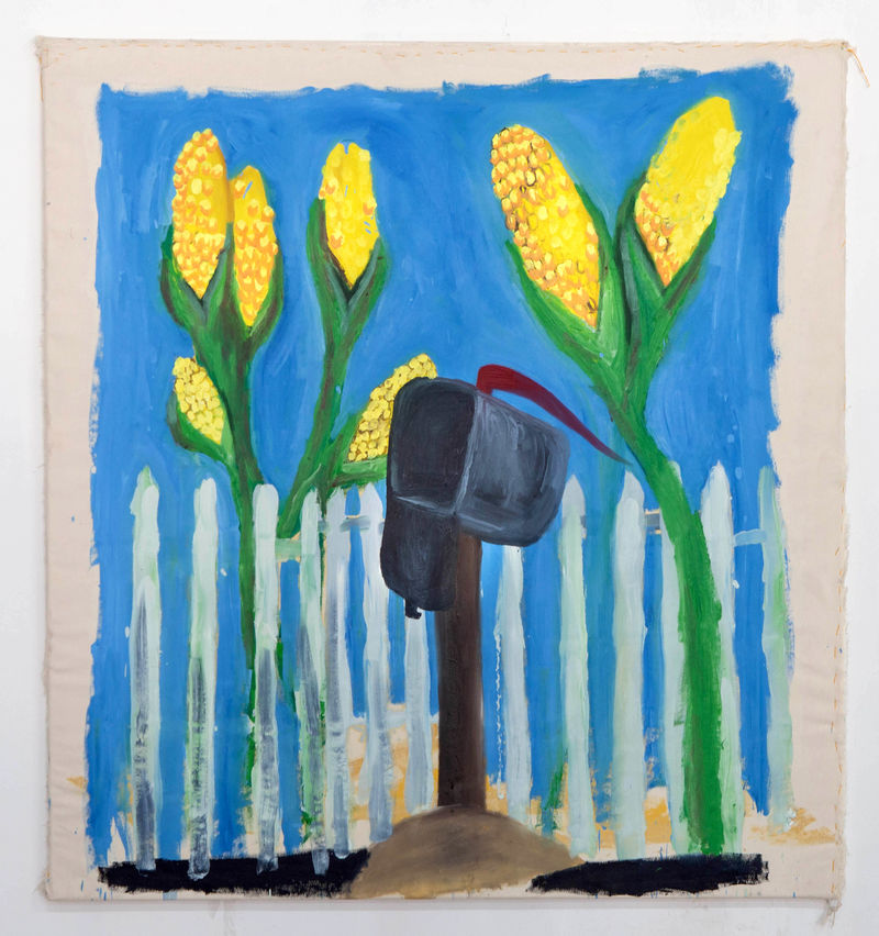 Next Day Air/Cash Crop - a Paint by Aaron Salm