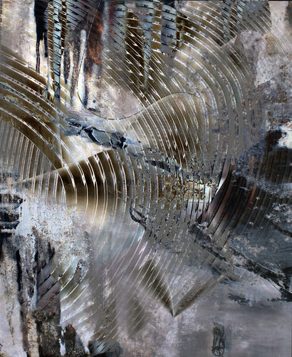 distinctive traces - A Photographic Art Artwork by Barbara Goertz