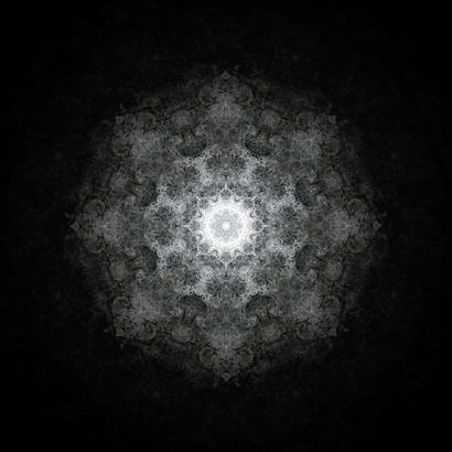 Mandala in integration unconsiuosness  - A Photographic Art Artwork by BYOUNG HO RHEE