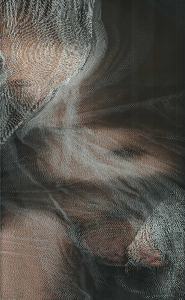 Untitled (Portrait: Body) - a Photographic Art by Robert Pierosh