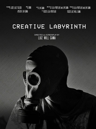 Creative Labyrinth - a Virtual Art Artowrk by Luiz  Carvalho