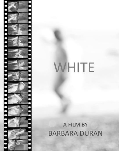 WHITE - a Video Art Artowrk by barbara duran