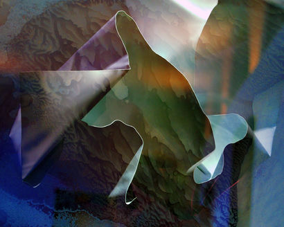 unfolding - A Photographic Art Artwork by Barbara Goertz