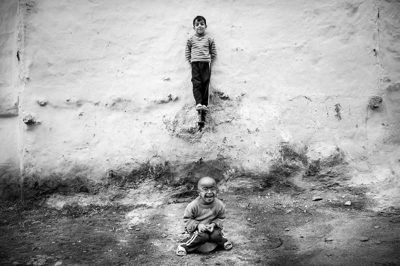 brothers - a Photographic Art by meead akhi
