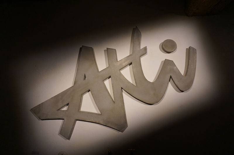 AKTIV / ACTIVE - a Sculpture & Installation by Petra  Polli