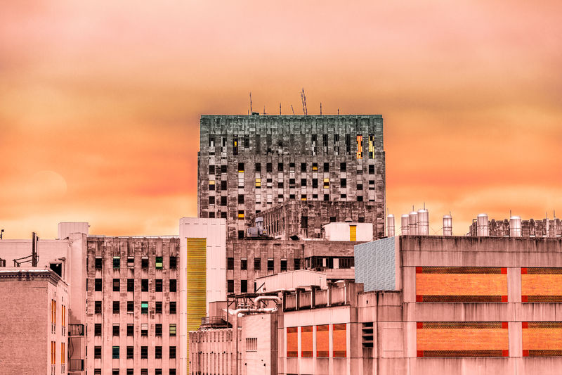 city#1 - a Photographic Art by Koehler Christoph