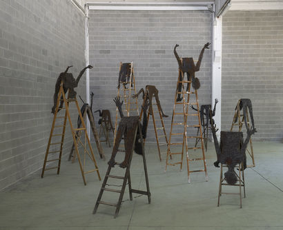 The others - a Sculpture & Installation Artowrk by FABRIZIO POZZOLI