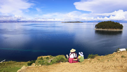 Isla del Sol / Bolivia  - A Photographic Art Artwork by Angelo  Di Palma