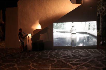 Alive Memory - A Performance Artwork by Isabelle Derigo