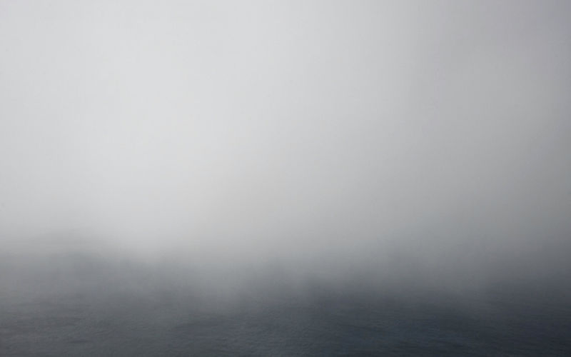 Cill, in fog - a Photographic Art by TANJA PAK
