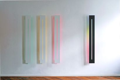 FF 8 & 9, 180cm - a Sculpture & Installation Artowrk by Alexander