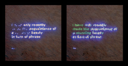 Acquaintance [he] & [she] - a Virtual Art Artowrk by Edrex Fontanilla