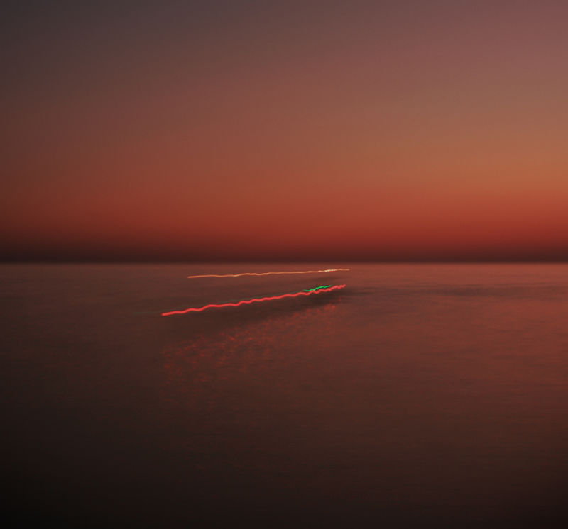 Sunset and Feelings - a Photographic Art by Gaetano Facincani
