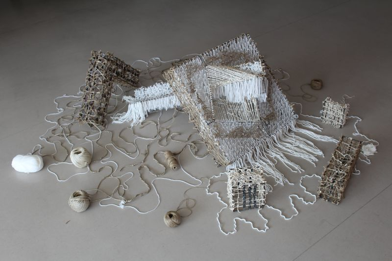 SHIPWRECK - a Sculpture & Installation by Coco Vewenda