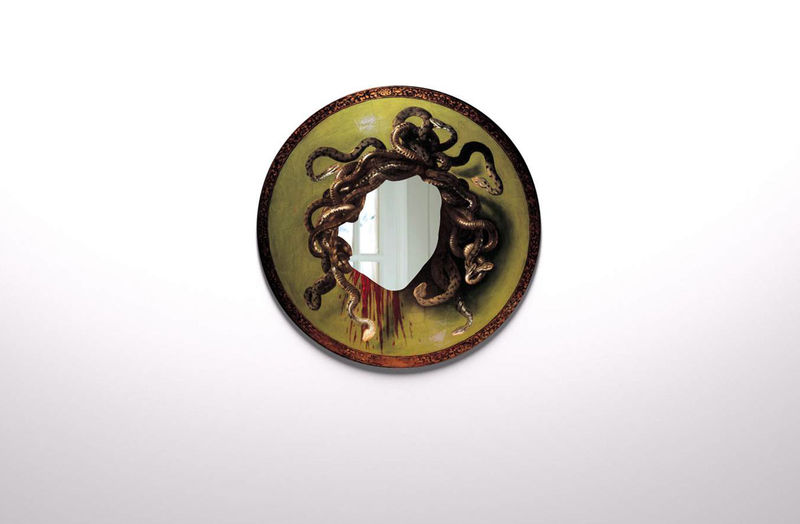 PSYCHO, mirror - a Design by AMeBE