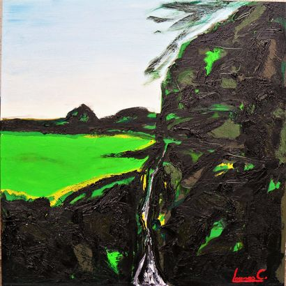 LANDSCAPE 2019 - A Paint Artwork by Lorenzo Campetella