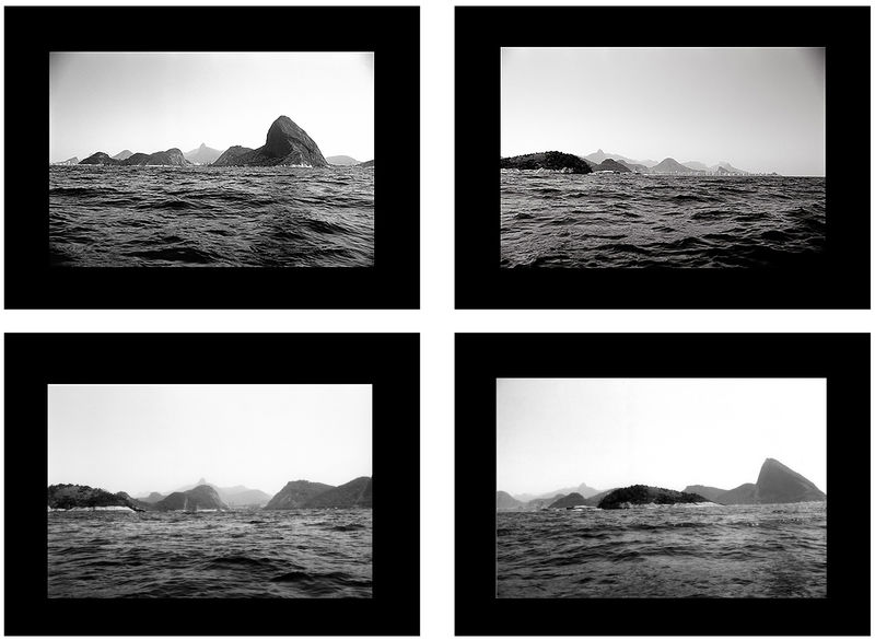 Guanabara (polyptych) - a Photographic Art by Patricia Borges