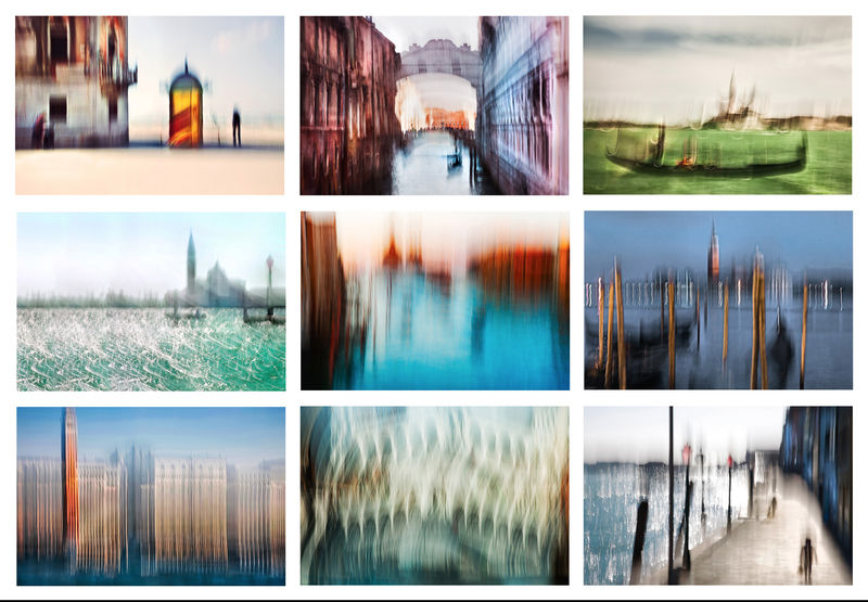 Visions of Venice - a Photographic Art by roberto polillo