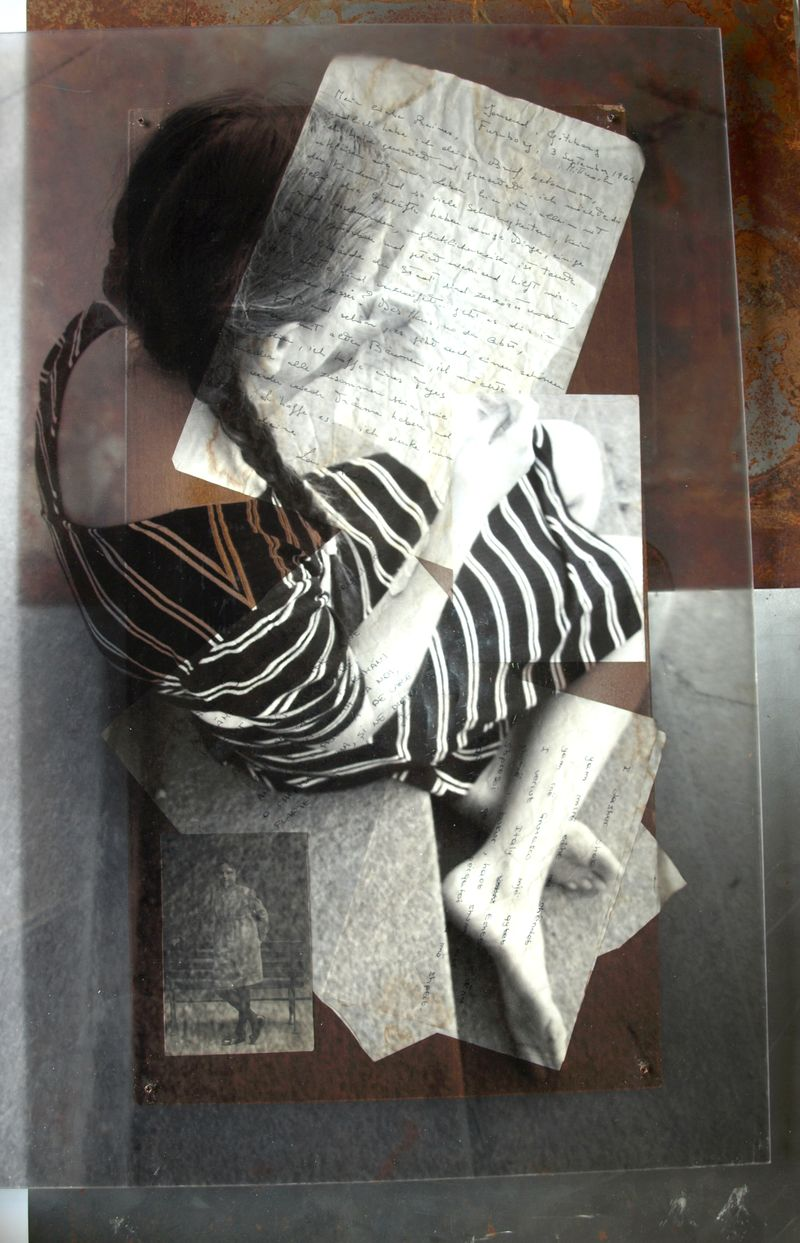 ALINA'S LETTER - a Photographic Art by marta valls i valls