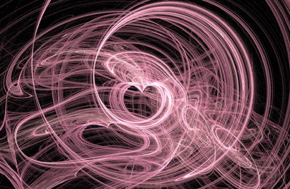 Fragrance of love - A Digital Graphics Artwork by krayms