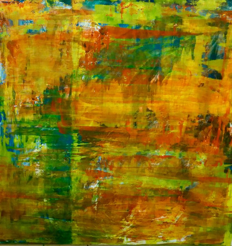 Abstract - a Paint by Lucia