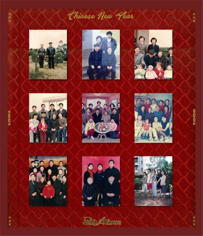Chinese New Year 1991 - 2001 - a Photographic Art Artowrk by Yanz Zeng