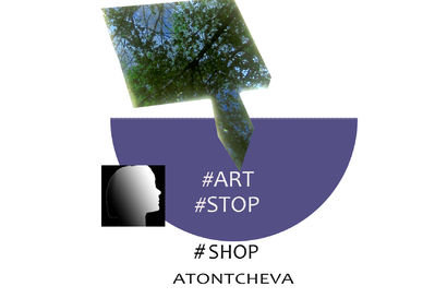 ATontcheva logo - A Art Design Artwork by Antoinette Tontcheva