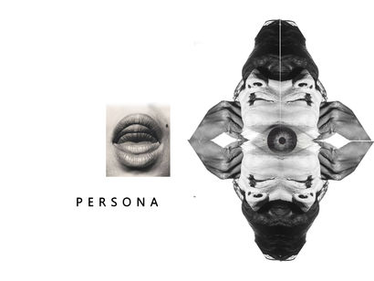 Performance- Persona  - A Performance Artwork by La magh