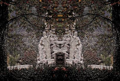 Sacro Tempio - A Photographic Art Artwork by Alchimie Visive