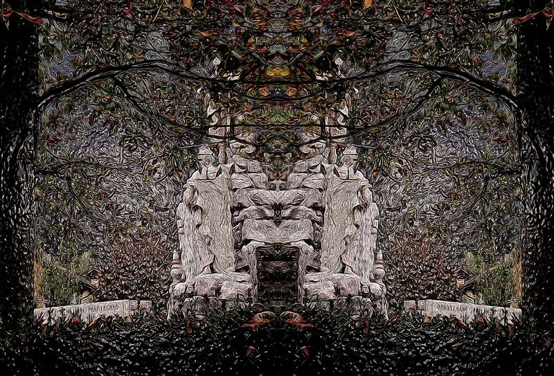 Sacro Tempio - a Photographic Art by Alchimie Visive