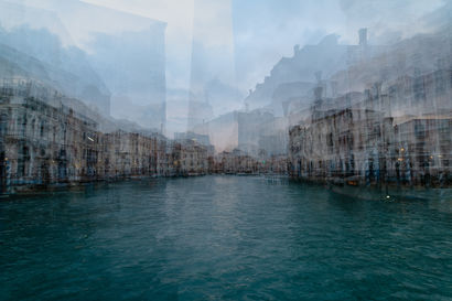 Geo-memories #3.1 - Venice - a Photographic Art Artowrk by Federico Campanale