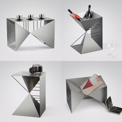 Multi-function Table - a Design Artowrk by But-Iro