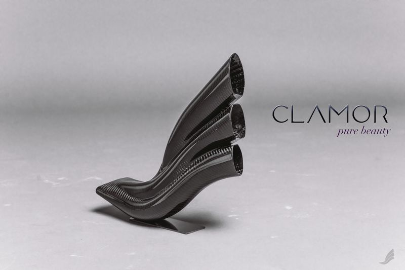 Clamor - pure - a Art Design by Emme Enne