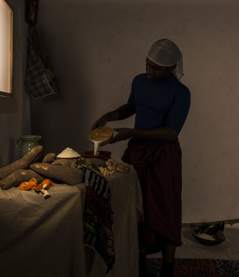 HOUSEBOY - a Photographic Art by Opoku Mensah