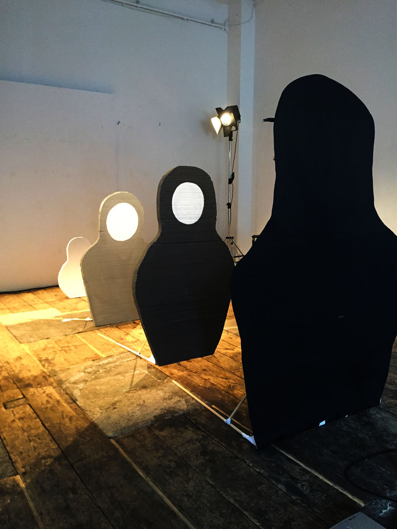 Who are You?' - a Sculpture & Installation by Hristina Susak