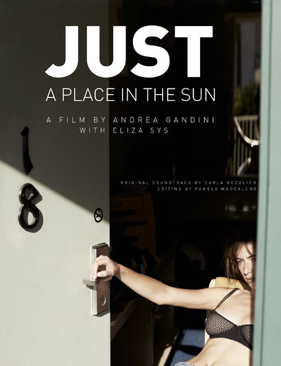 JUST A PLACE IN THE SUN - a Video Art Artowrk by Andrea Gandini