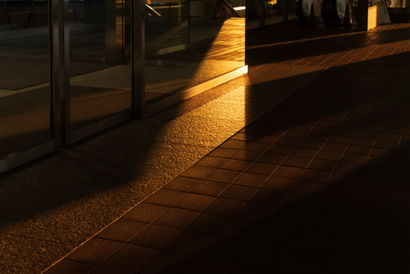 Light in the City - A Photographic Art Artwork by Yuko Yamada