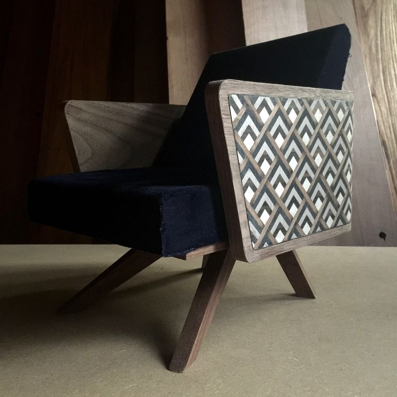Club Chair - a Design by Stefano Maestranzi