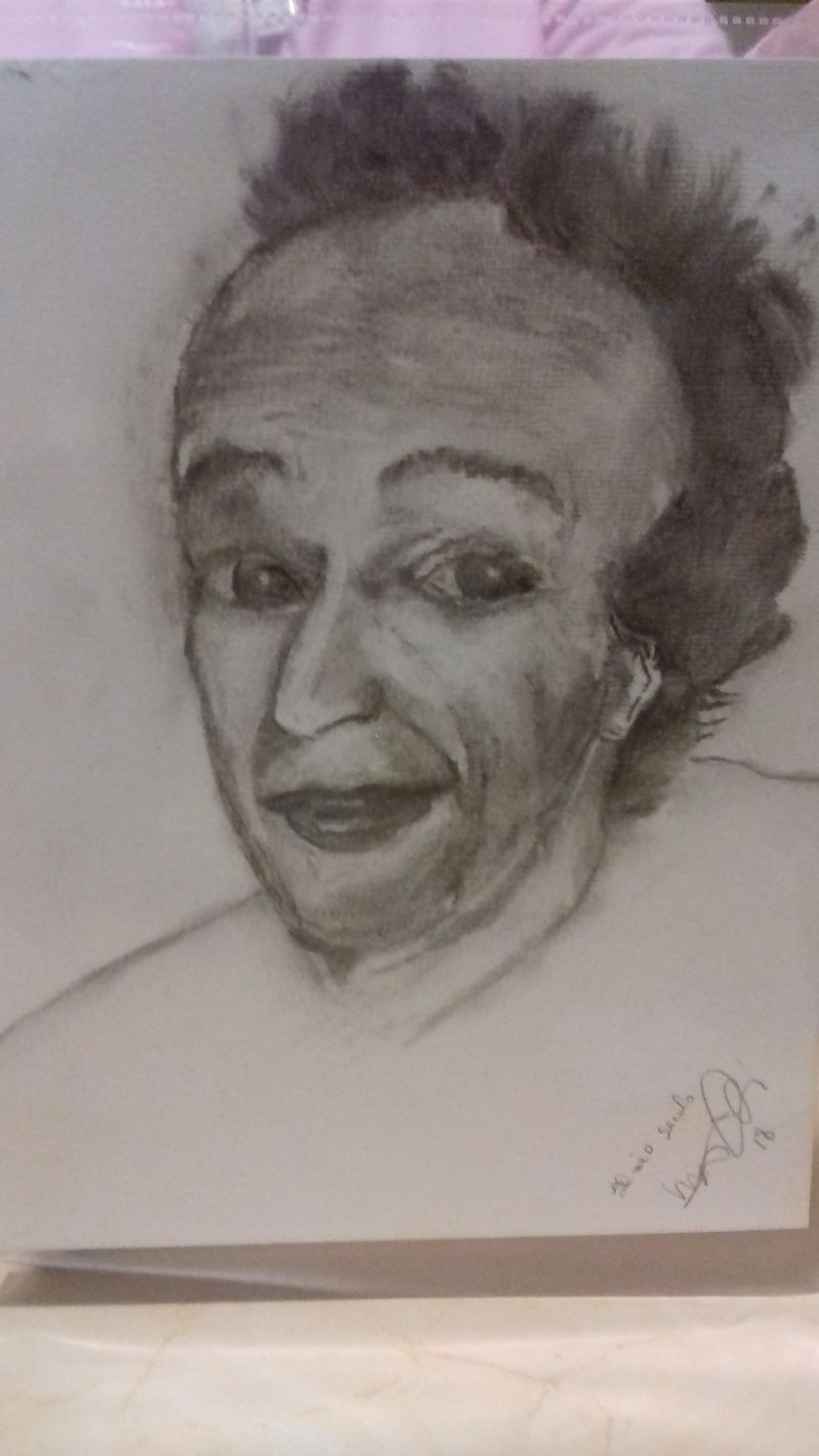 Benigni - a Paint by EldaMartinelli
