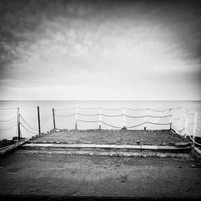 A walk along the seafront 5 - A Photographic Art Artwork by AURELIO BORMIOLI